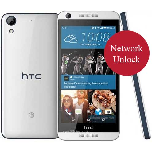HTC Desire 626s Network Unlock
