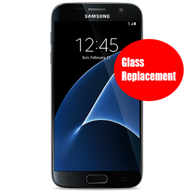 Samsung Galaxy S7 Glass Replacement