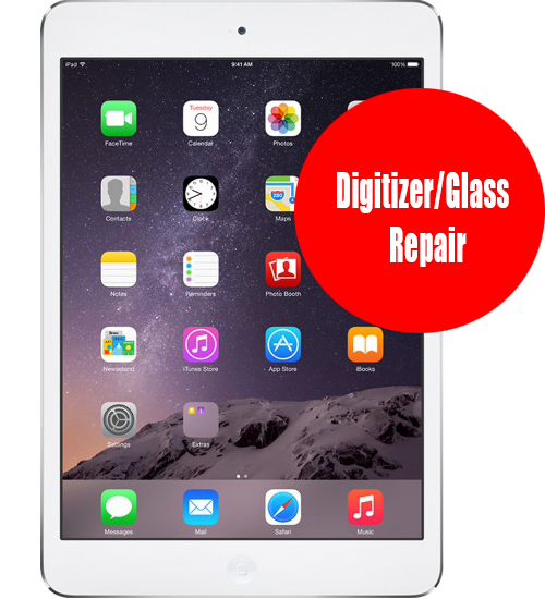 iPad Mini 1/2/3 Digitizer/Glass Repair