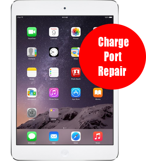 iPad Mini 1/2/3 Charge Port Repair