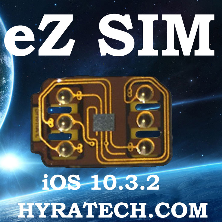 eZ SIM iPhone Unlock