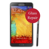 Galaxy Note 3 Glass ONLY repair