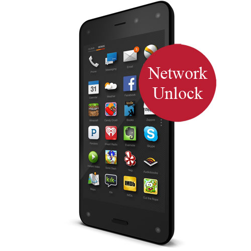 Amazon Fire Phone Unlock Service