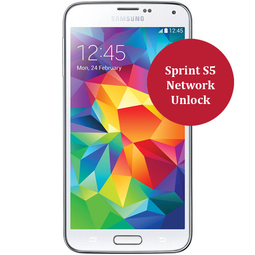 Hyratech - Repair Samsung Galaxy S5 Sprint Unlock to GSM