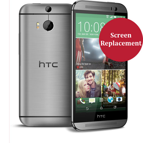 HTC One M8 LCD Replacement